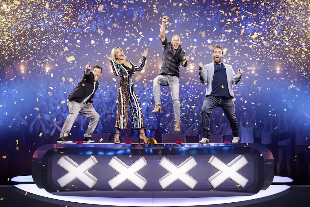 Belgium's Got Talent 2019 met Jens Dendoncker in jury