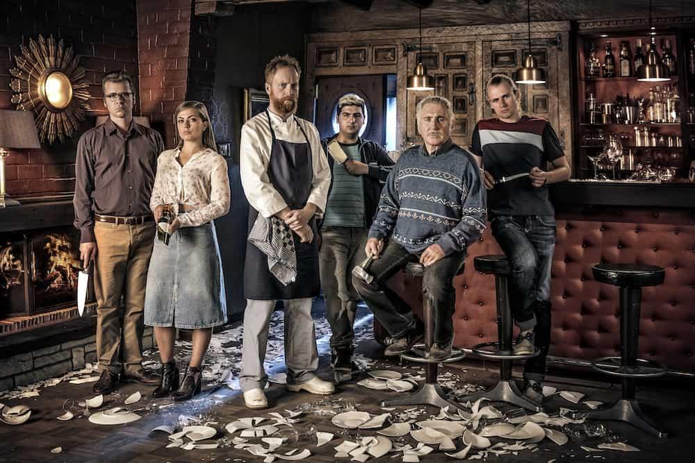 Cast Amigo's met overleden Johny Voners