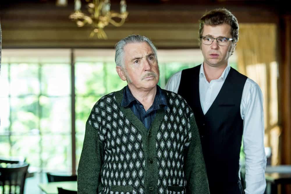Wouter Hendrickx en Johny Voners in Amigo's