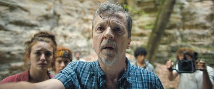 Lucans Van den Eynde als wanhopige vader in GR5