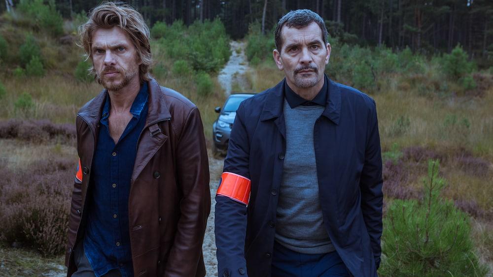 Koen De Bouw en Werner de Smedt in tv-serie van Het tweede gelaat op Eén