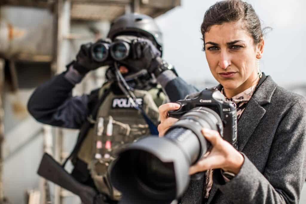 Sachli Gholamalizad - eerste seizoen De Bunker